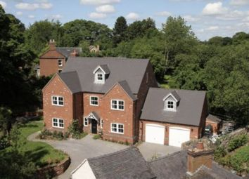 Thumbnail 5 bed detached house for sale in Croxton, Stafford