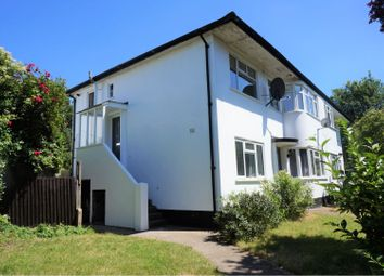 Thumbnail 3 bed maisonette for sale in Drayton Bridge Road, London