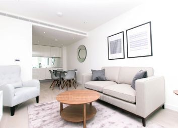 Thumbnail 1 bed flat to rent in Sky Gardens, 155 Wandsworth Road, London