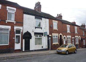 Thumbnail 1 bed flat to rent in Festing Street, Hanley, Stoke-On-Trent