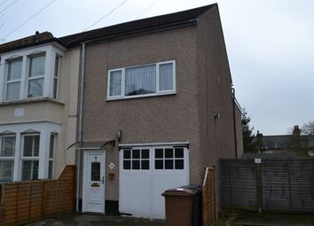 Thumbnail 2 bed semi-detached house to rent in Beverley Road, Highams Park