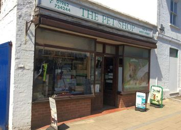 Thumbnail Retail premises for sale in West Street, Alresford