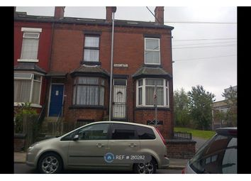 Thumbnail 4 bedroom terraced house to rent in Nowell Mount, Leeds
