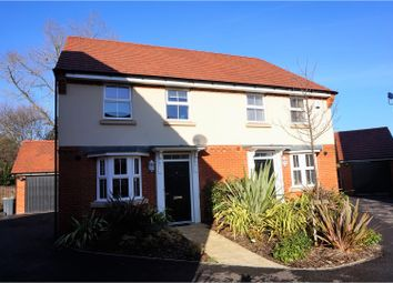 Thumbnail 3 bed semi-detached house for sale in Lupine Road, Denvilles