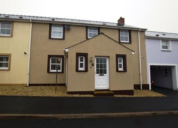 Thumbnail 3 bedroom terraced house for sale in Hall Court, Johnston, Haverfordwest