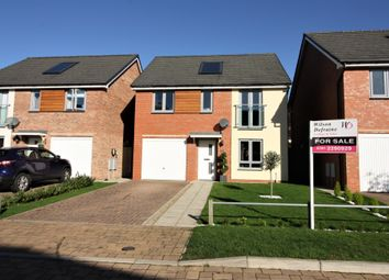 Thumbnail 4 bedroom detached house for sale in Winshields Way, Newcastle Upon Tyne