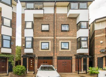 Thumbnail 4 bed property for sale in Barnfield Place, Isle Of Dogs