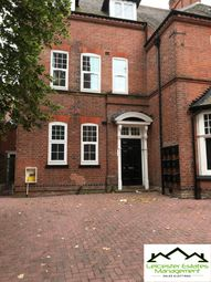 Thumbnail 1 bed flat to rent in Westcotes Drive, Leicester