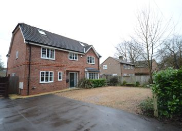 Thumbnail 6 bed detached house for sale in Hollybush Lane, Burghfield Common, Reading