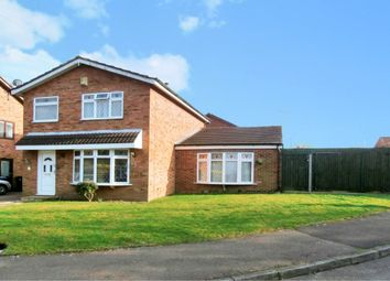 Thumbnail 3 bed detached house for sale in Potton Close, Coventry