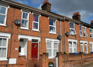Thumbnail 3 bedroom terraced house to rent in Hill House Road, Ipswich