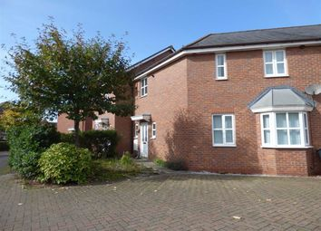Thumbnail 3 bed town house for sale in Golden Hill, Weston, Crewe