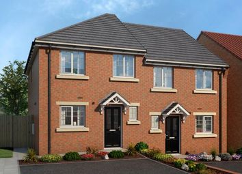 "Thumbnail 3 bed property for sale in ""The Clarendon At Thornvale"" at South View, Spennymoor"