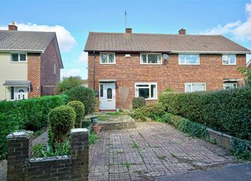 Thumbnail 3 bed semi-detached house for sale in Fox Close, St. Neots