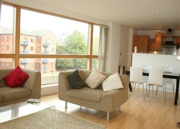 Thumbnail 2 bedroom flat to rent in Admiral Court, Leeds