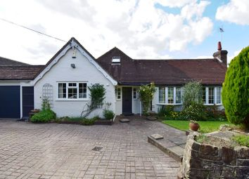 Thumbnail 3 bed detached bungalow for sale in Boars Head, Crowborough