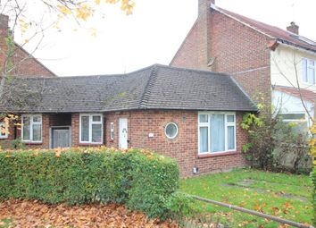 Thumbnail 1 bed bungalow to rent in Harrogate Road, Watford