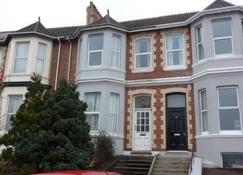 Thumbnail 7 bed town house for sale in Ladysmith Road, Plymouth