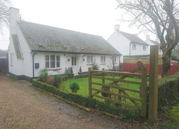 Thumbnail 3 bed bungalow to rent in Silt Road, Terrington St. Clement, King's Lynn