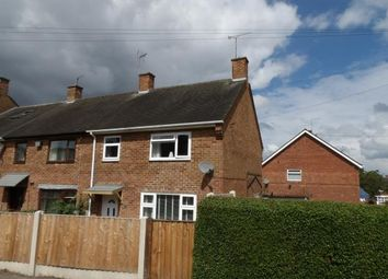 Thumbnail 3 bed end terrace house for sale in Manor Farm Lane, Clifton, Nottingham, Nottinghamshire