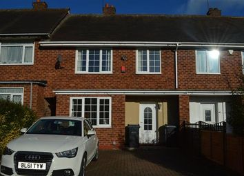 Thumbnail 3 bed terraced house for sale in Rotherfield Road, Sheldon, Birmingham