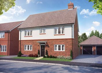 "Thumbnail 4 bed property for sale in ""The Lenham"" at Cotts Field, Haddenham, Aylesbury"