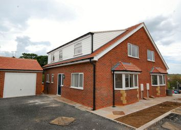 Thumbnail 3 bed semi-detached house for sale in Hawthorn Court, Whitby