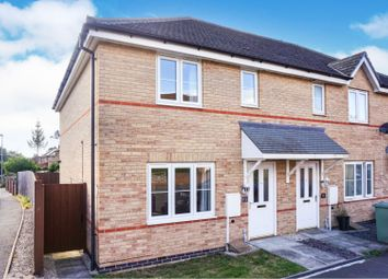 Thumbnail 3 bedroom terraced house for sale in Dale Crescent, Newark