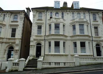 Thumbnail Studio to rent in Cornwallis Gardens, Hastings, East Sussex