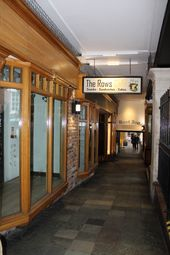 Thumbnail Retail premises to let in Eastgate Row, Chester