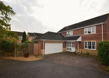 Thumbnail 4 bed detached house for sale in Maidens Close, Thorpe St. Andrew, Norwich
