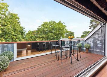 Thumbnail 3 bed flat for sale in Weybridge, Surrey
