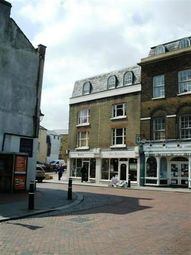 Thumbnail 1 bed flat to rent in Crow Lane, Rochester