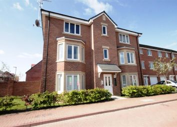 Thumbnail 2 bed flat for sale in Harvey Avenue, Framwellgate Moor, Durham