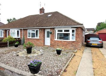 Thumbnail 2 bed semi-detached bungalow for sale in Hansell Road, Norwich