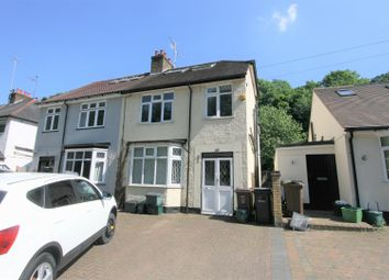 Thumbnail 3 bed semi-detached house for sale in Old Watford Road, Bricket Wood, St. Albans