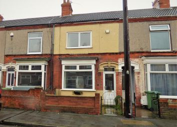Thumbnail 3 bed terraced house for sale in Neville Street, Cleethorpes