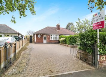 Thumbnail 4 bed semi-detached bungalow for sale in Church Lane, Great Sutton, Ellesmere Port
