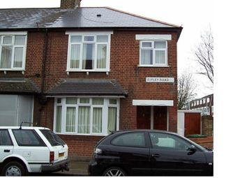 Thumbnail 2 bedroom maisonette to rent in Ripley Road, London