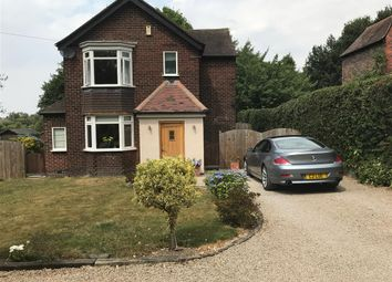 Thumbnail 3 bed detached house for sale in Prior Park Lane, Ashby-De-La-Zouch