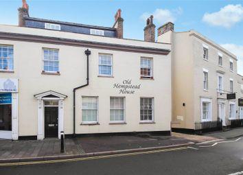 Thumbnail 2 bed flat for sale in Old Hempstead House, Queensway, Hemel Hempstead, Hertfordshire