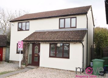 Thumbnail 4 bed detached house to rent in Nunney Close, Cheltenham