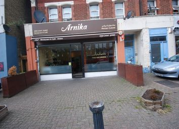 Thumbnail Restaurant/cafe to let in Craven Park Road, Harlesden