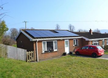 Thumbnail 2 bed bungalow to rent in Caledfwlch, Cwmifor, Llandeilo