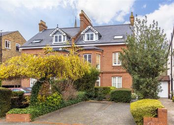 Thumbnail 2 bed flat for sale in Ditton Road, Surbiton