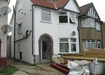 Thumbnail 3 bed duplex to rent in Locket Road, Harrow