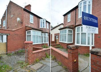 Thumbnail 1 bed flat for sale in Silverwood Avenue, South Shore, Blackpool