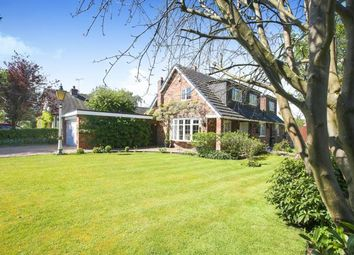 Thumbnail 4 bed detached house for sale in Pool End Close, Tytherington, Cheshire, Uk