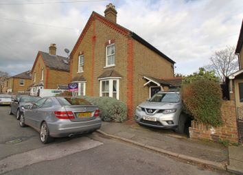 Thumbnail 3 bed semi-detached house for sale in Beehive Road, Staines-Upon-Thames