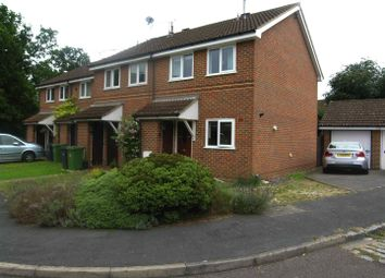 Thumbnail 2 bed end terrace house to rent in Rosebury Drive, Bisley, Woking